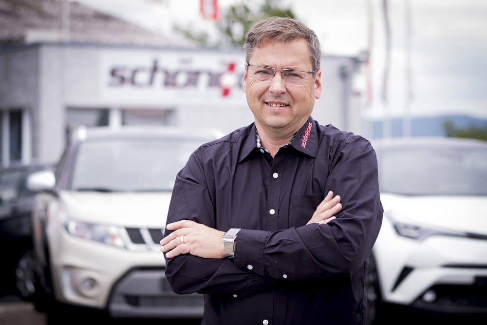 Heinz Schöni